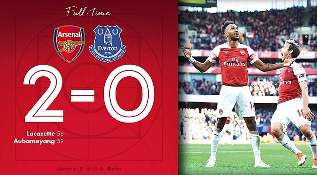 Arsenal ayağa kalkıyor