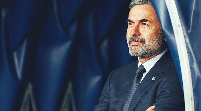 Aykut Kocaman net konuştu: Fenerbahçe ile ilgili hiç bir gündemim yok
