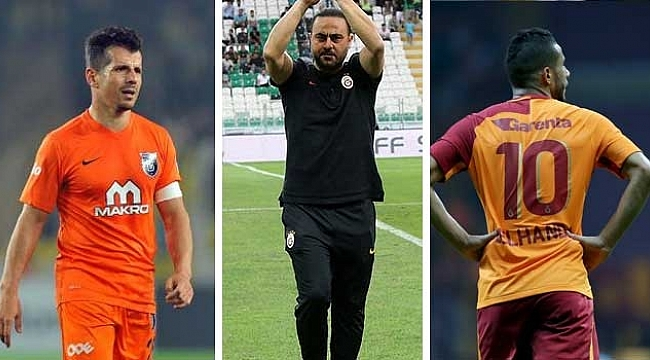 Belhanda, Emre Belözoğlu ve Hasan Şaş'ın cezası belli oldu