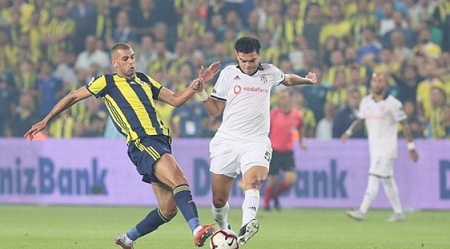 Beşiktaş kaçtı Fenerbahçe yakaladı: 1-1