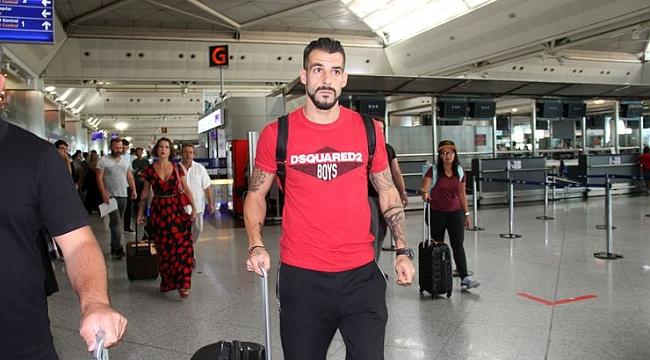 Beşiktaş'ta Negredo bilmecesi sürüyor