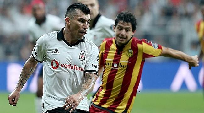 Beşiktaş'tan Gary Medel için iptal başvurusu