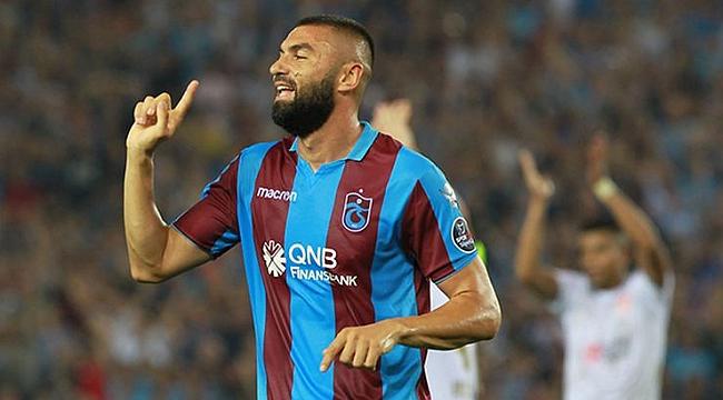 Burak Yılmaz Trabzonspor'u alacakları için TFF'ye şikayet etti