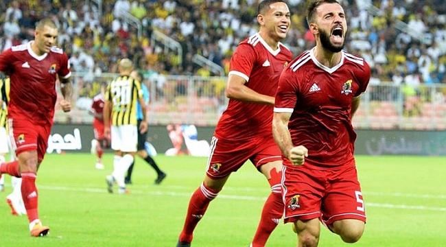 Çakır yönetti Emre Çolak golünü attı