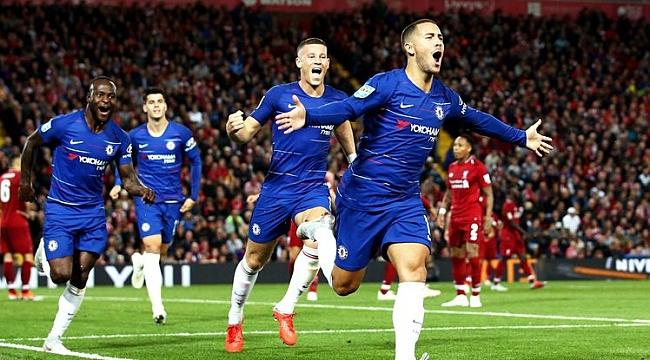 Chelsea Liverpool'un fiyakasını bozdu