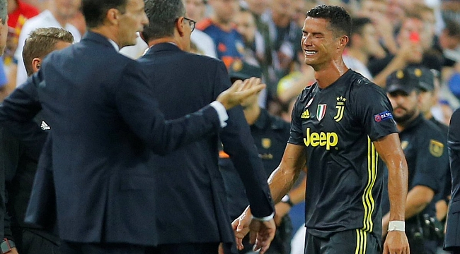 Devler Ligi'nde gecenin olayı: Cristiano Ronaldo'yu ağlattılar