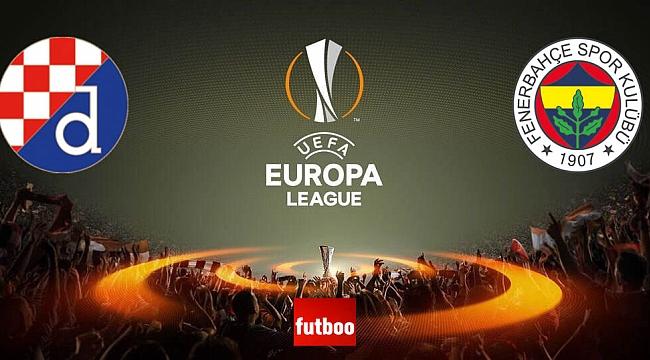 Dinamo Zagreb-Fenerbahçe maçı ne zaman saat kaçta hangi kanalda?