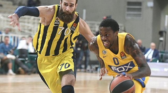 Fenerbahçe Atina'da finale yükseldi