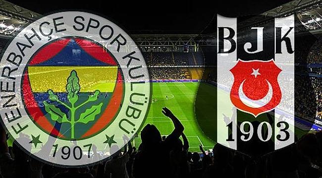 Fenerbahçe-Beşiktaş 348.randevuda