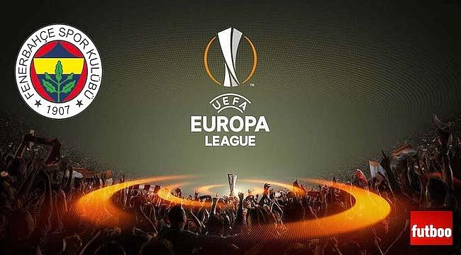 Fenerbahçe'de 8 isim UEFA kadrosunda  yer almadı