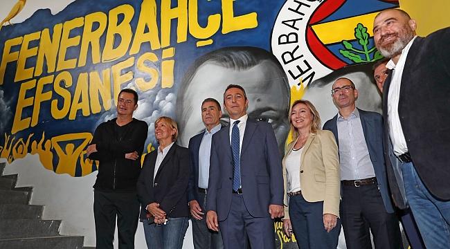 Fenerbahçe Efsanesi Stadyum Turu Lansmanı yapıldı