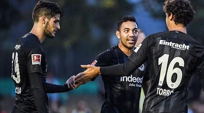 Fenerbahçe'nin transferinden vazgeçtiği Marco Fabian'dan 2 gol