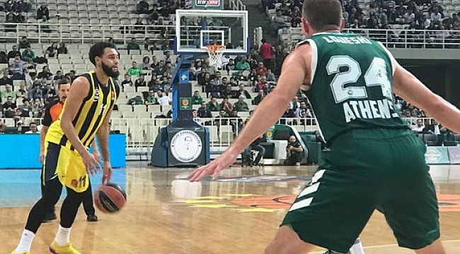 Fenerbahçe Pana'ya mağlup oldu: 80-85