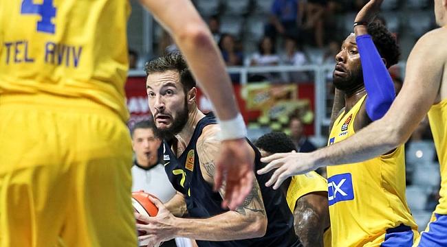 Fenerbahçe Zadar'da Maccabi'yi devirdi