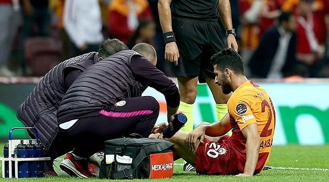 Galatasaray'a Porto maçı öncesi kötü haber