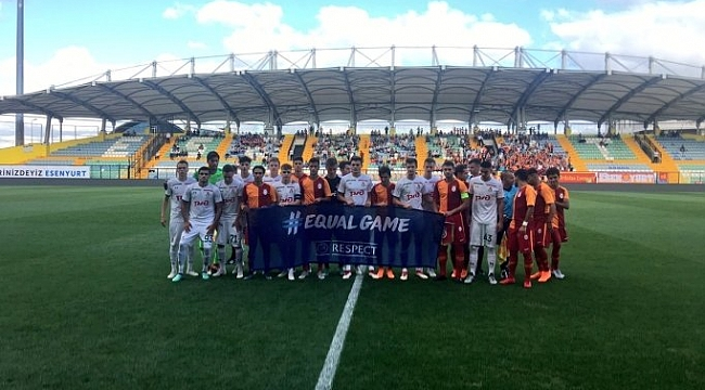 Galatasaray Gençlik Ligi'ne yenilgiyle başladı