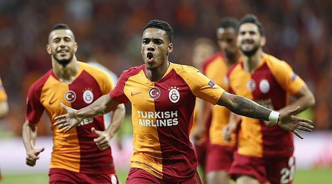 Galatasaray Lokomotiv'i geçti, liderliğe oturdu: 3-0