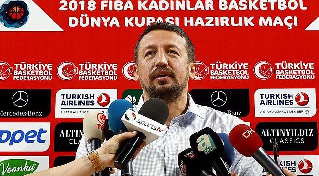 Hidayet Türkoğlu: Dünya Kupası hedefine çok yaklaştık