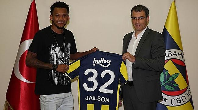 Jailson transferinde dikkat çeken detay
