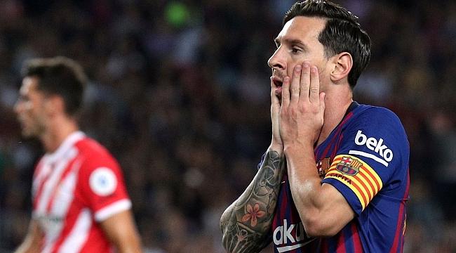 Katalan derbisinde 4 gol ve 1 kırmızı kart var