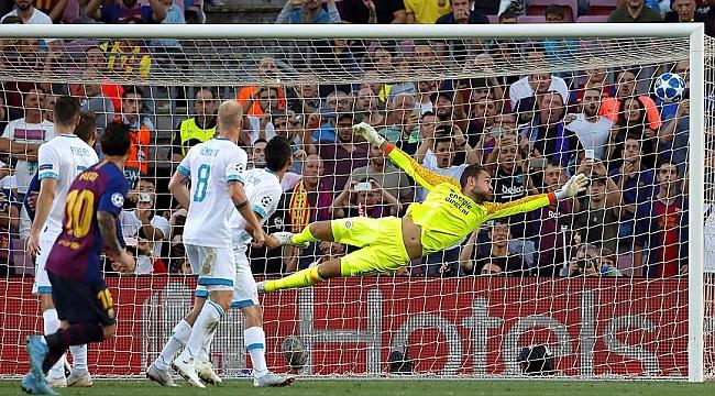 Messi C.Ronaldo'nun rekorunu kırdı