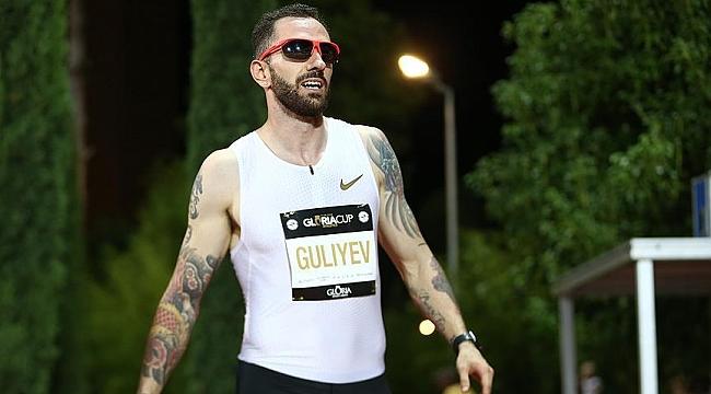 Ramil Guliyev Yılın Erkek Atleti ödülüne aday