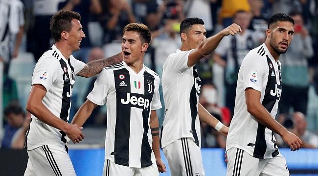 Ronaldo'ya bakarken Mandzukic'i unuttular