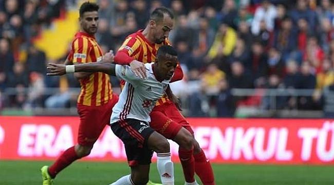 Sivasspor'da Robinho şaşkınlığı