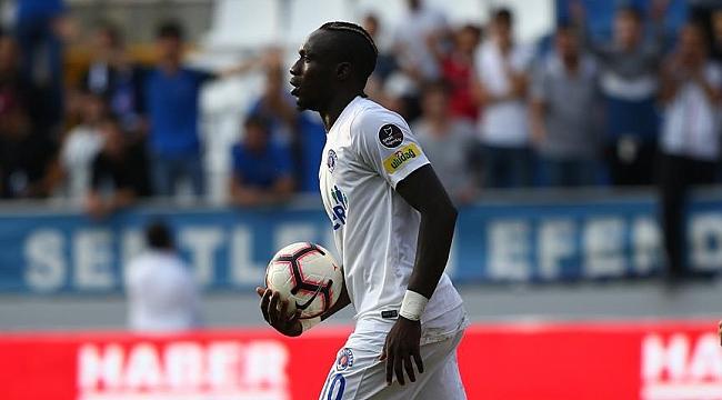 Süper Lig geride kaldı, Diagne ünlü golcüleri solladı