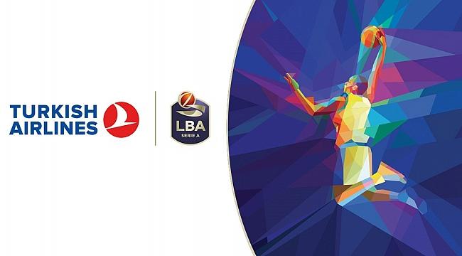THY İtalya Basketbol Ligi Lega A'nın sponsoru oldu