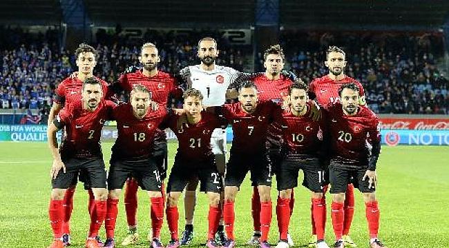 Trabzon Milli Takım'ı bekliyor
