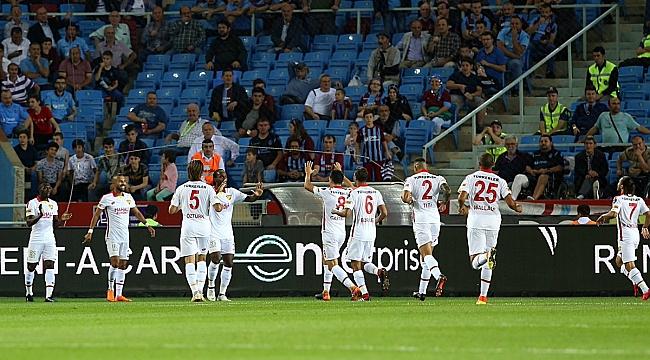 Trabzonspor'a Göztepe şoku: 1-2