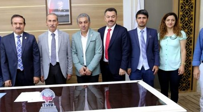 TSYD ile Sivas Cumhuriyet Üniversitesi'nden işbirliği