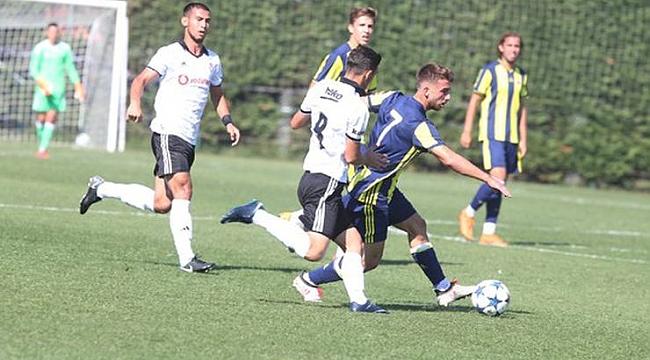 U21 derbisini Fenerbahçe kazandı