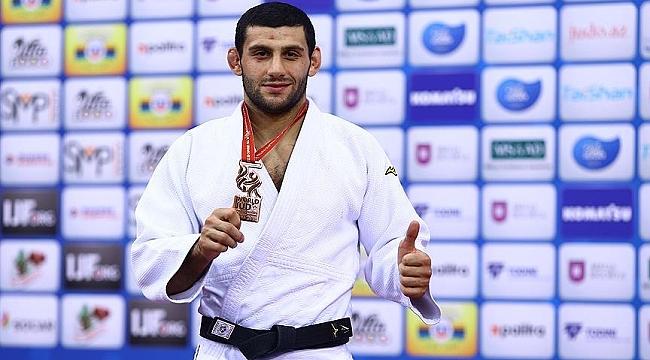 Vedat Albayrak judoda madalya hasretini sonlandırdı