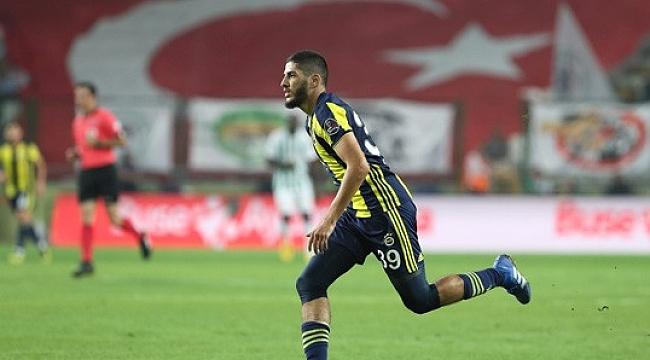 Yassine Benzia: Hem benim hem takım için güzel bir akşam oldu