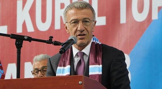 Ahmet Ağaoğlu: Zirve yarışının içinde olacağız
