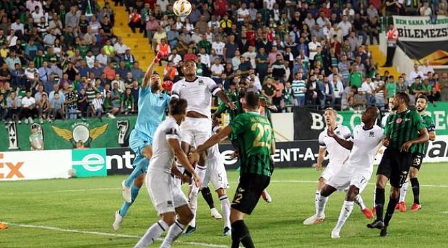 Akhisarspor Standart Liege maçına hazırlanıyor
