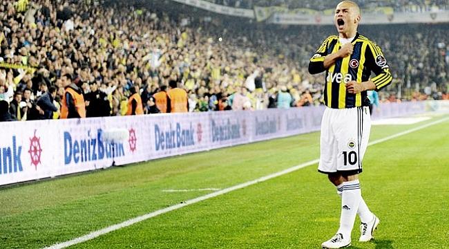 Alex: 1 Fenerbahçe taraftarı 4 Brezilya taraftarına eşittir