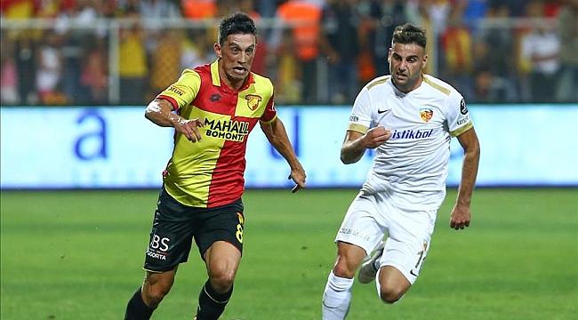 Andre Castro: Beşiktaş maçında da galibiyet için sahada olacağız