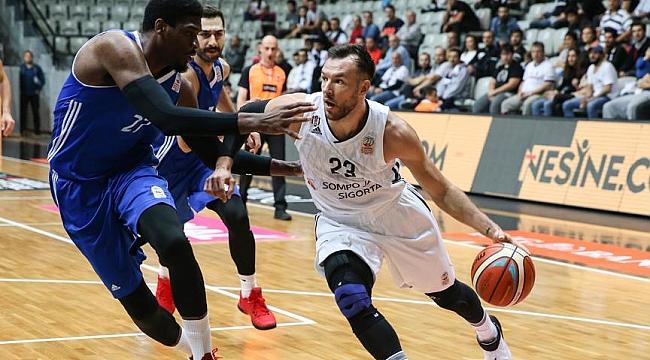 Beşiktaş Sompo Japan 4 sayıyla kazandı