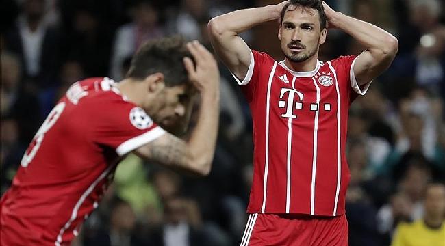 Bir büyük şok da Bayern Münih'e