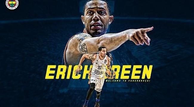 Erick Green Fenerbahçe'de