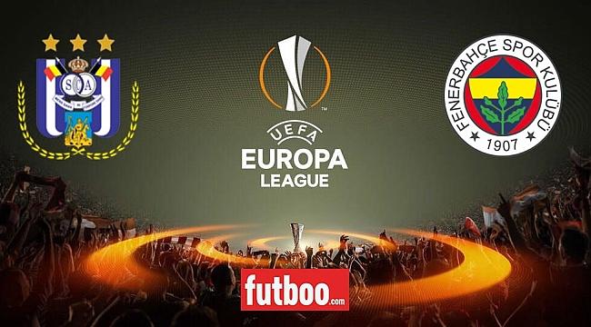 Fenerbahçe Brüksel'de moral ve puan arıyor