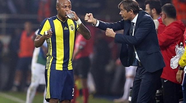 Fenerbahçe'de dikkat çeken tweet