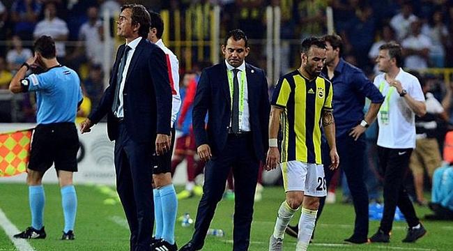 Fenerbahçe'de soğuk savaş sona erdi