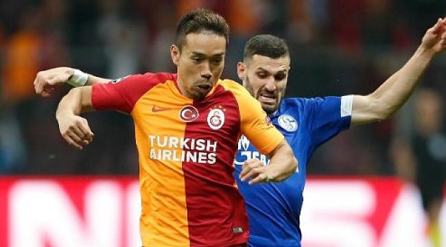 Galatasaray'a Nagatomo şoku