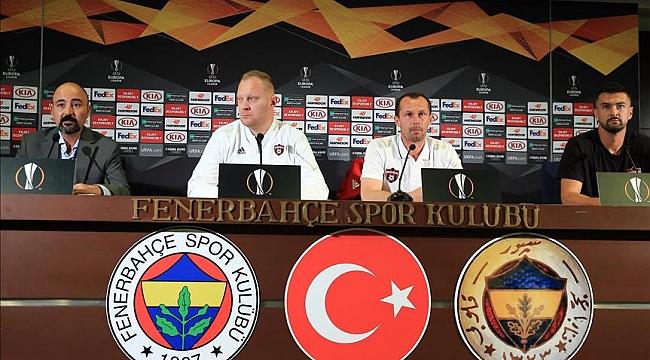 Latal: Fenerbahçe'nin durumu bizim için dezavantaj