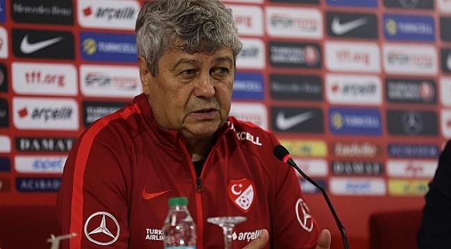 Lucescu: Cengiz ve Hakan'dan artık gol atmalarını bekliyoruz