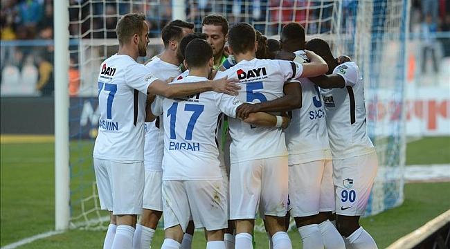 Mehmet Özdilek'li Erzurumspor tek golle kazandı